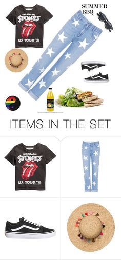 """""""celebrate summer"""" by cassandra-beauchamp on Polyvore featuring art"""