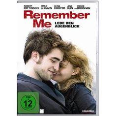Remember Me - Lebe den Augenblick, 2010 - mit Robert Pattinson, Emilie de Ravin und Pierce Brosnan  http://www.amazon.de/Remember-Me-Lebe-den-Augenblick/dp/B003KHG5IQ