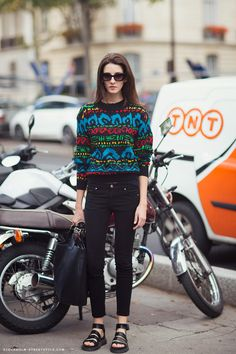 #fashion-ivabellini Carolines Mode | StockholmStreetStyle