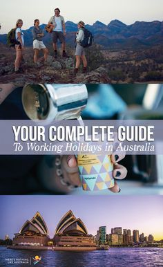 Your guide on how to work and travel in Australia on a working holiday. Where to travel in Australia, tips for living in Australia, working… Perth, Brisbane, Sydney, Working Holiday Visa, Working Holidays, Work In Australia, Australia Travel, Jobs Australia, Australia 2017