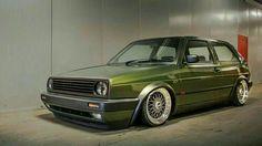 Golf mk2