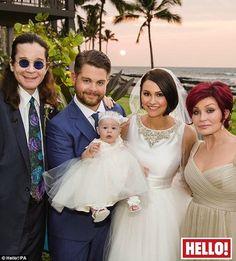 Jack Osbourne's wedding photos!