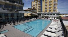 Hotel Adlon Lido Di Jesolo Hotel Adlon is located right on the beach in the centre of Lido di Jesolo. It offers bike rental service, a children's pool, and a larger heated pool ideal for swimming, relaxing and water aerobics.