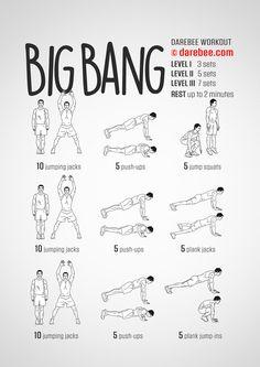 Big Bang Workout
