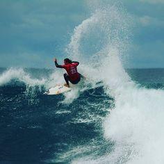 Jordi Smith at Bells #surfer #surf #surfing #surfingvictoria #bellsbeach #ripcurlprobellsbeach #ripcurlpro #nikon #mynikonlife #sea #ocean #waves @jordysmith88 by olivier_rachon_photography http://ift.tt/1KnoFsa
