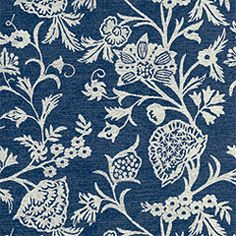 Bandonese fabric in blue from the Thibaut Cypress collection. We offer the full line of Thibaut fabrics @ source4interiors.com