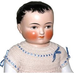 Magnificent 16 Frozen Charlie by Goebel ~ A Lovely China Boy with Fabulous Clothing
