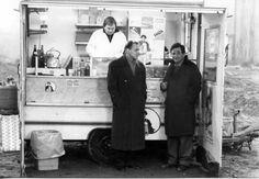 Bruno Ganz e Peter Falk : O céu sobre Berlin de Wim Wenders