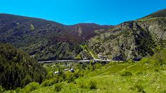Cami Ral to the Highway through Andorra