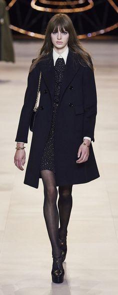 Celine Herbst/Winter - Pret-a-porter Winter Fashion Casual, Women's Summer Fashion, Autumn Winter Fashion, Fall Winter, Preppy Mode, Preppy Style, Couture Mode, Couture Fashion, Cynthia Rowley