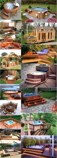 Building Your Own Hot Tub Spa Or Even Plunge Pool Is Not