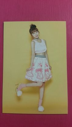 OH MY GIRL ARIN Official Photocard SHOES ver. 3rd Album PINK OCEAN 아린