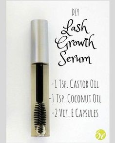 Because falsies can be rather fickle, why not go for natural growth? Link in bio! But if you don't want to mix and match, plain castor oil will do just fine. Get the safe and organic kind only at beyouthfulstore.com #natural #lashboost... #NaturalEyelashGrowth