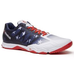 Reebok CrossFit Speed TR Liberty Pack Men's Training Shoes in Blue White Red