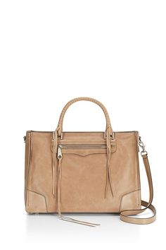 Regan Satchel Tote Rebecca Minkoff Casual Office Outfits for women Miss Louie