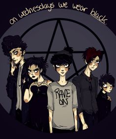 The Goth kids of South Park South Park Goth Kids, Style South Park, South Park Anime, South Park Fanart, Goth Memes, South Park Characters, Stan Marsh, Park Art, Cool Sketches
