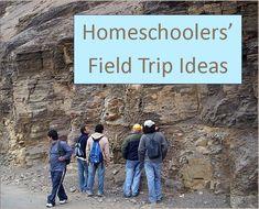 Field Trip Ideas for Homeschooling Parents!