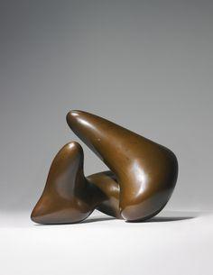 """Jean Arp """"Du Pays De Thales"""" 1954"""