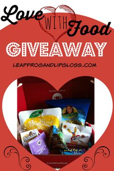January 2015 Love with Food Review + #Giveaway - Leapfrog and Lipgloss