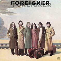 Saved on Spotify: Cold As Ice by Foreigner