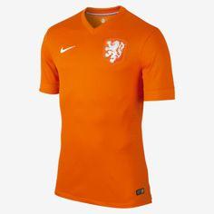 maglia orange dell'Olanda è perfettamente riconoscibile
