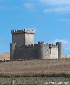 Castillo de Villalonso  Zamora