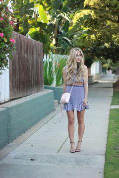 A Fashion Love Affair - Posts - AFLA x Revole: Spring Stripes.