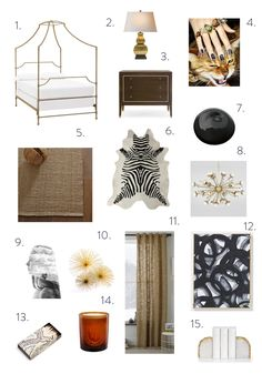 I was checking out the designs for the One Room Challenge and was totally blown away by the master bedroom done by Design Daredevil's Jessie Miller.  Such a glamorous, awesome, amazing room! See the before pictures and more detail shots on her blog. The only thing missing? A copy of my book on those …