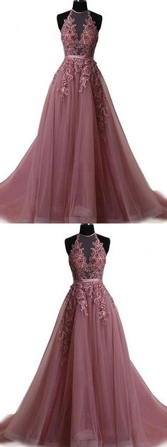 Crazy Purple Prom Dresses 2018