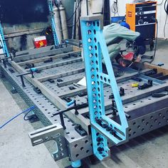 3D Welding Table. 3D welding table, fixture table, modular welding table, jig table