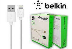 (ΝΕΟ!) €11.90 από €19.90 (Έκπτωση 40%) για 1 Καλώδιο Φόρτισης & Συγχρονισμού Belkin 8-Pin Lightning για iPhone, iPod και iPad! Mε Άμεση Παραλαβή από τα Γραφεία του Skroutz.com.cy ή Παγκύπρια Αποστολή.