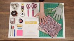 What You Need to Begin Quilting--Video from Quilty. Only one thing missing from the list...