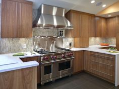 Modern Kitchens from Therese Kenney on HGTV