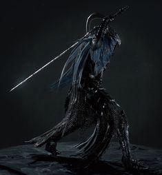 ArtStation - Dark souls - Artorias, chang-gon shin