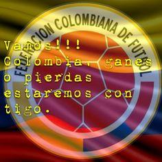 Vamos Colombia!!!