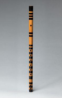 Flute | Probably Afghan | The Met