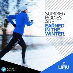 LIMU Summer Bodies Earned in Winter