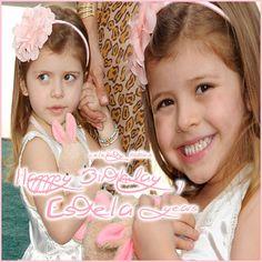 Happy Birthday Estela Ines Monteverde! - celebrity_babies