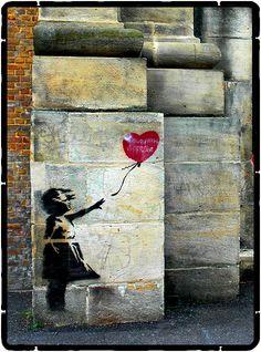 The wonderful elusive illusive Banksy