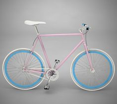 Even my love would like this one #pink #fixie