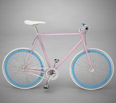Rad | Fixed-Gear Bike