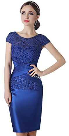Albrose Lace Mother of the Bride Evening Dresses knee length with Jacket us6 Albrose http://www.amazon.com/dp/B00ZBEJB14/ref=cm_sw_r_pi_dp_f.MMvb07SS3J5