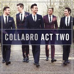 #ActTwo is the #second studio #album by #English boy band #Collabro. #ActTwo was #debuted at #No2 on the #UKAlbums Chart. It sold #22031 copies in the #UK in its first week on sale. #Yahoo gave a highly #positive review. All tracks produced by #JamesMorgan and #JuliettePochin.