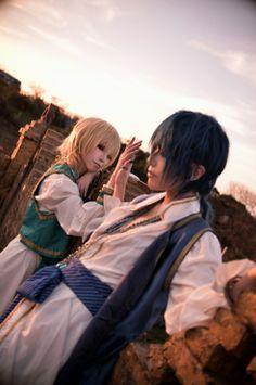 Ion Fortuna (by Shiina Kaname @Worldcosplay) | Trinity Blood #anime #cosplay