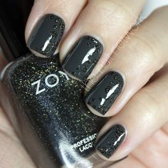 The Nail Network: Zoya Storm & Noot Dotted Mani