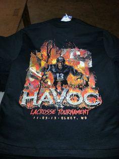 halloween havoc lacrosse 2017
