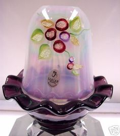 Frostberries Fairy Lamp
