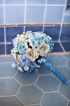 40 Unique And Non Traditional Wedding Bouquets | Weddingomania