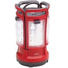 Lantern that goes from a single light to four lights.