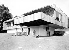 Marcel Breuer house · 1948